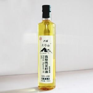 凤羽高原菜籽油·大理王室御用·(两瓶装)